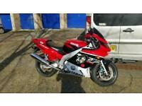 Yamaha yzf thundercat 600cc