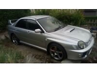 Subaru impreza low mileage example