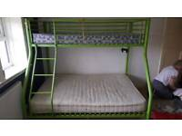 3 Quarter Bunk Bed
