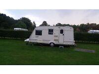 Bailey Ranger 470/4 1999 4 Berth Caravan