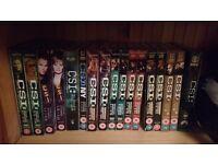 The original CSI Last Vegas season 1-10