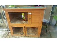 Large rabbit Hatch with extras