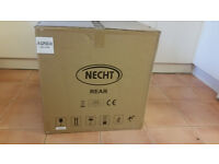 Necht JK-G2P58D-08 Built-in Single Gas Stainless Steel Single Oven