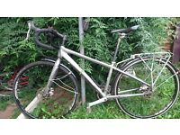 TREK road bike, bicycle in good condition
