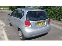Chevrolet Kalos - 11 months MOT Good condition but will need clutch soon