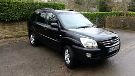 Kia Sportage 4WD great condition