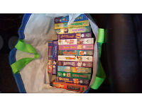 23 original disney video movies all in excellent condition £10 for all of them