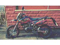 125 custom lexmoto adrenaline