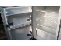 White Under Counter Fridge by Tricity Bendix.