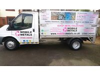 SCRAP METAL COLLECTION IN PORTSMOUTH & HAMPSHIRE,SCRAP CARS WANTED & RUBBISH CLEARANCE-MOBILE METALS