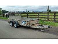Ifor Williams trailer 10x5