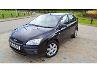 Ford Focus 1.6 Sport - full MOT, warranty with AA recovery at competitive price, two owners