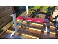 COMMERCIAL WEIGHTS BENCH PRESS