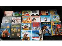 20 Children's DVD's