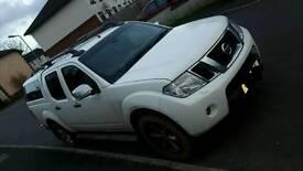 Nissan navara tekna 190bhp 4x4