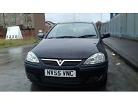 VAUXHALL CORSA 2005 IDEAL FIRST CAR 1.2 FULL YEAR MOT EXCELENT CONDITION
