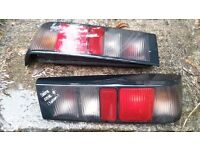 sierra cosworth rear lights can post at cost