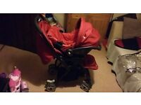 Pushchair/ baby carrier / car carrier
