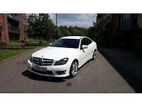 Mercedies-Benz C180 1.6 AMG Sport Edition - Premium Package