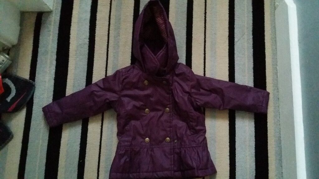 Girls coats/jackets all in immaculate condition.