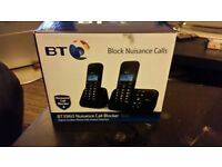 BT CORDLESS PHONES (BRAND NEW )