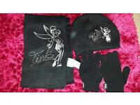 Tinkerbell winter set age 6/8 years