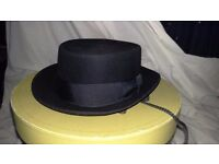 OFFICIAL Limited Edition Breaking Bad Heisenberg Hat, Goorin Brothers USA,Size Large