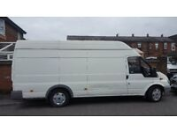 2002 Ford Transit Jumbo High Top LONG