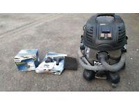 Mac alisster wet dry vacuum dust extractor