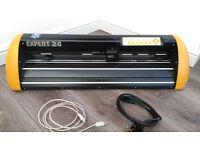 GCC Expert 24 vinyl cutter