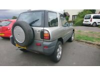 Toyota rav 4 Brilliant car 4x4