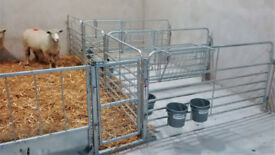 Stockmaster Sheep/Lambing Pen Equipment - NEW