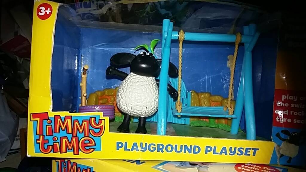Timmy time Playground Playset