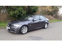 BMW 3 Series 320d Diesel Automatic M Sport 4dr Mint Auto Full Dealer History Delivery Possible