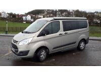 FORD TERRIER 1, SE MODEL, by Wellhouse, 125PS IN TECTONIC SILVER,