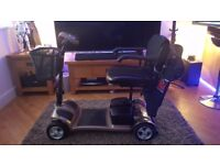 Zeolite Mobility Scooter
