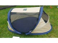 Baby play tent/cot