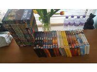 Csi Vegas, Miami and New York DVD collections