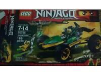 lego 70755 ninjago jungle raider