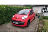 Low mileage Citroën C1, new Clutch & Radiator in last 6 months, great first car