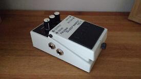 Boss NS2 / NS-2 Noise Suppressor Guitar Pedal