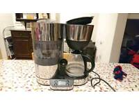 Russell hobbs Brita filter coffee machine