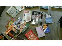 Various books hardback and papeback approx 30