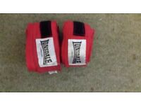 Punch bag gloves and focus mitts