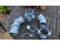 Soil pipe fittings