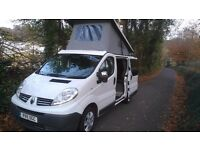 camper, renault trafic, vivaro, not t5, new conversion 2011