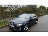AUDI A4 2.7 TDI SE FULL LEATHER ,SAT NAV!! FINANCE & WARRANTY AVAILABLE