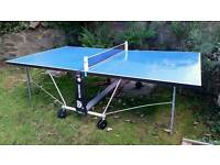TECTONIC Table Tennis Table Outdoors or Indoors PING PONG