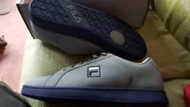 Fila trainers new size 12
