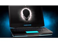 Alienware R14 Bundle: Alienware R14 - Intel i7-4000Q Processor 2.4GHz - 8GB RAM - NVIDIA GeForce 750